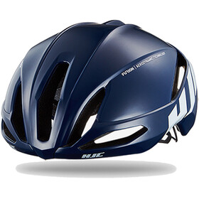 HJC Furion casco per bici blu